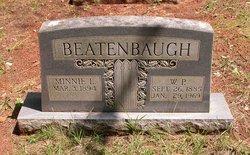 Minnie L Beatenbaugh