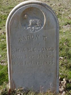 Aaron Thomas Jones
