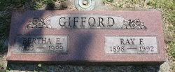 Bertha Marion <i>Elscott</i> Gifford