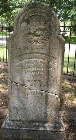 Benjamin Franklin Delamater, Sr