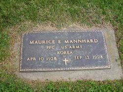 Maurice E. Mannhard