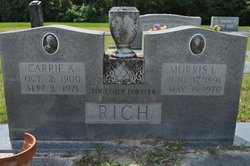 Carrie A. Rich