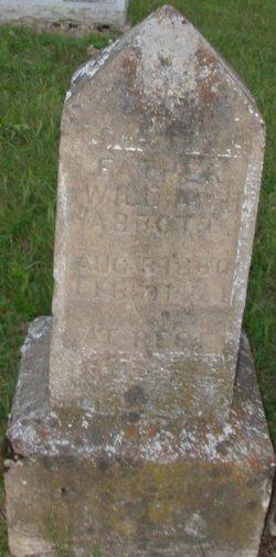 William Harrison Abbott
