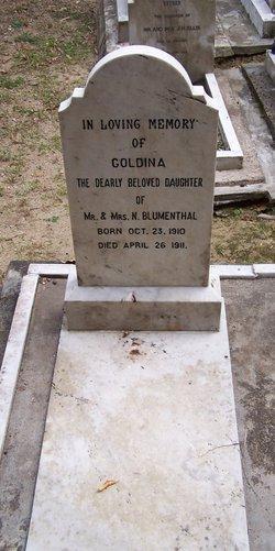Goldina Blumenthal