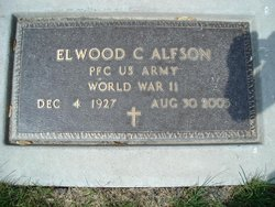 Elwood Curtis Lefty Alfson