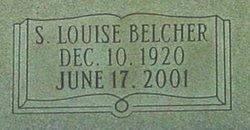 Sarah Louise <i>Belcher</i> Key