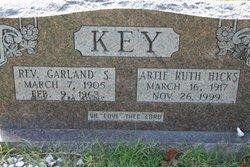 Rev Garland S. Key