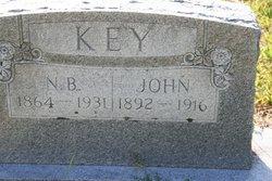 N. B. Key