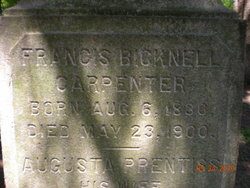 Francis Bicknell Carpenter
