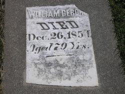 William Debord