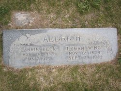 Lyman Wing Aldrich