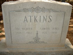 Ida <i>Weaver</i> Atkins