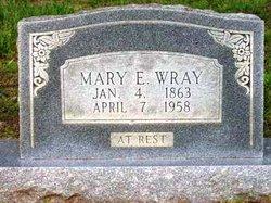 Mary Ann <i>Mathis</i> Wray