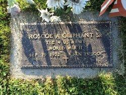 Roscoe A. Oliphant, Sr
