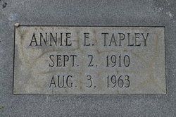 Annie Eve <i>Frost</i> Tapley