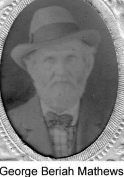 George Beriah Mathews