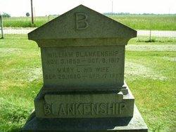 Mary L <i>Crawford</i> Blankenship