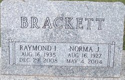 Raymond I <i>Look</i> Brackett