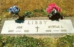 Joseph Bazile Joe Libby