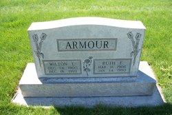 Ruth E <i>Hoff</i> Armour