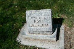 Estelle B <i>Jenkins</i> Hoff