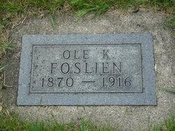 Ole K Foslien
