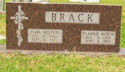 Flarrie <i>Mixon</i> Brack