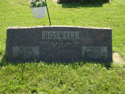 Ora Ann <i>Fisher</i> Boswell