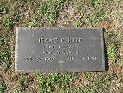 Isaac Edward Hite