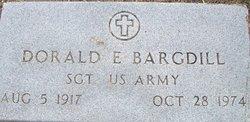 Dorald Eugene Gene Bargdill