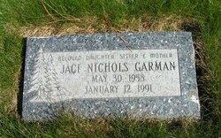 Jaci <i>Nichols</i> Garman
