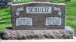 Bernice H Schultz