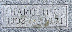 Harold G Black