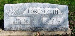Alma E Longstreth