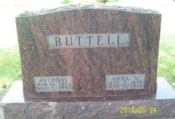 Anna M <i>Wachter</i> Buttell