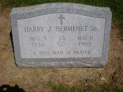 Harry John Hermenet