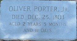 Oliver Porter, Jr