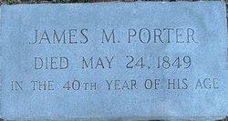 James M Porter
