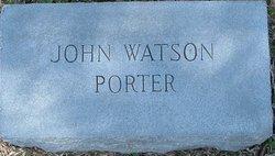 John Watson Porter