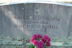 Mamie <i>Porter</i> Boswell