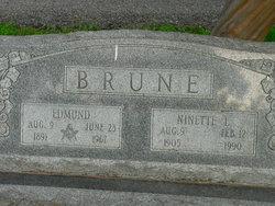 Mary Ninette <i>Loper</i> Brune