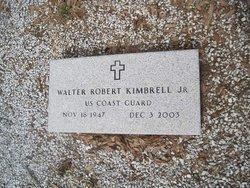 Walter Robert Kimbrell, Jr