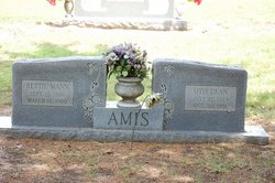 Bettie <i>Mann</i> Amis