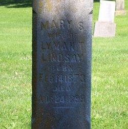 Mary Susan <i>McKinley</i> Lindsay