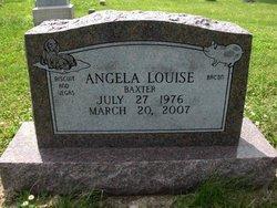 Angela Louise Baxter