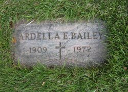 Ardella Evangeline <i>Gustafson</i> Bailey
