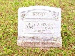 Emily J <i>McElwee</i> Brown