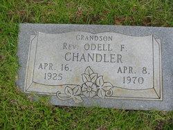 Rev Odell Franklin Chandler