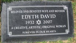 Edythe David