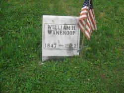 William H Wynekoop